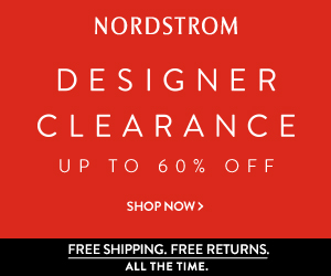 NORDSTROM - Up to 60% OFF: Designer Clearance on now