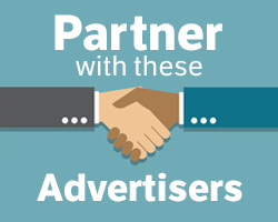 Partner with these Advertisers