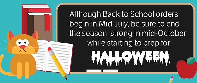 [Infographic] Back-2-Scream! Marketing Treats - and Tricks - in Fall 2016