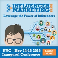 We're Speaking at Influencer Marketing Days!