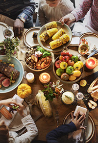 [SPECIAL FEATURE] Look to Thanksgiving Dinner for Holiday Shopping Trends