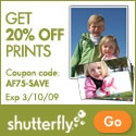 Shutterfly announces Back to School ideas + Coupons - 15% off orders $25+