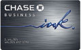 Chase Ink CashSM Business Card