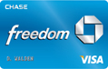 Chase Freedom&reg; Visa - $100 Bonus Cash Back
