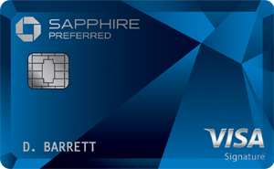 chase preferred credit card