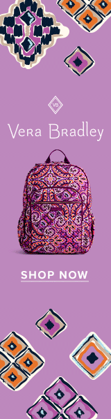 Buy vera bradley cosmetic in superbloom sketch at Vera Bradley Designs Inc.