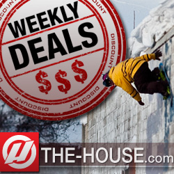 The House - World's largest selection of snowboard &amp; wakeboard gear, also carrying downhill &amp; water skis, streetwear and skate shoes.