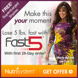 Nutrisystem Special Offer Sale 40% Off