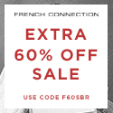 Buy designer fashion and apparel at French Connection Us.