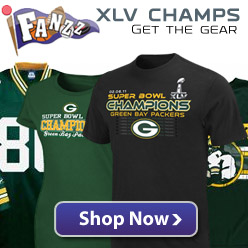 Green Bay Packers Superbowl XLV Championship Gear at Fanzz.com