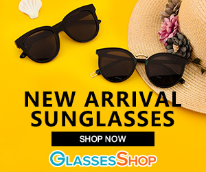 Upgrade your Winter Vacation Look with new sunglasses from GlassesShop!