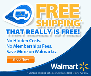 Walmart.ca - NEW FREE SHIPPING BANNER - ENGLISH