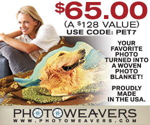Your Favorite Photo Turned Into A Woven Photo Blanket at photoweavers.com