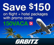 Orbitz Top Hotel and Vacation Package Deals