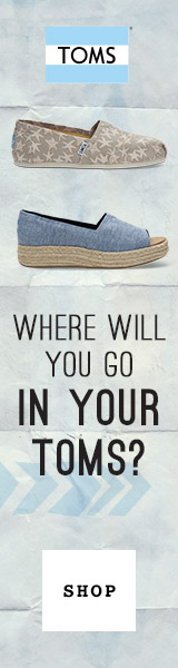 Buy designer fashion and apparel at Toms Shoes.