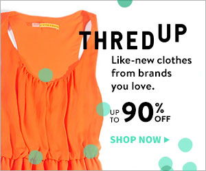 Like-new clothes from brands you love! Up to 90% off retail.