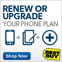 Renew or Upgrade Your Mobile Phone Plan Today