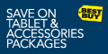 Save on Tablet and Accessories Packages and Get the Most From Your Device, Plus Free Shipping