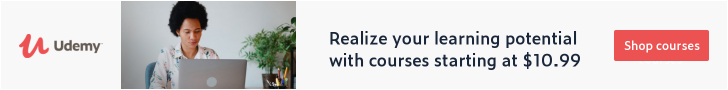 Realize your learning potential with courses starting at $10.99