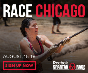 Chicago Super & Sprint, August 15, 2015 -  Sign Up Now for this Reebok Spartan Race!