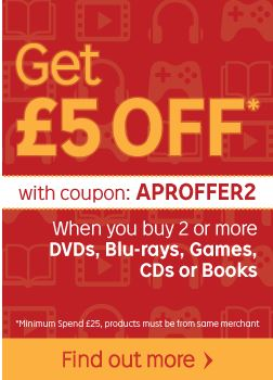 £5 off with code APROFFER2