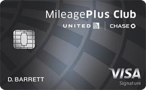 United MileagePlus® Club Card