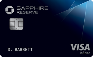Chase Sapphire Reserve® Review