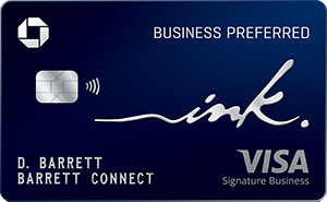 Ink Business Preferred® Credit Card Review