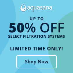 Aquasana Home Water Filters