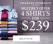Charles Tyrwhitt-New season - 180x150
