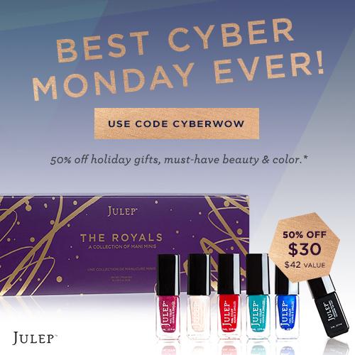Julep Cyber Monday Deal