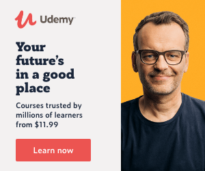 Udemy Coupons & Offers