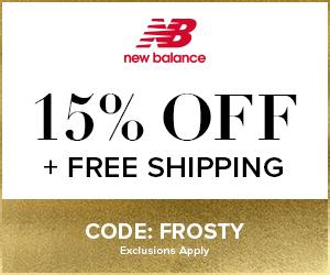 New Balance優惠碼2018【New Balance官網】85折免郵;跑鞋85折
