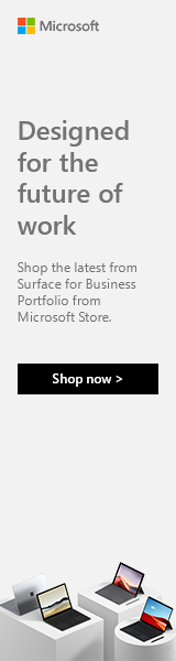 Microsoft - Surface Generic banners