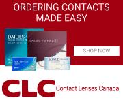 Contact Lenses Canada